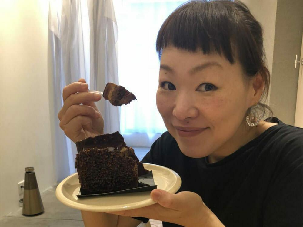 ホルモンバランスについて詳しい株式会社MEETSHOPの代表取締役であるサンナナサロンの前田晴代の写真