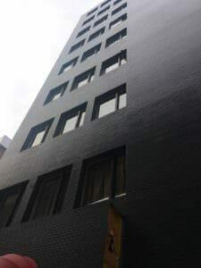 「サンナナラボ」が入っていたビルの写真