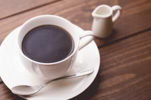 カフェインを摂取できるコーヒーのイメージ