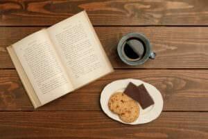 カフェインがたくさん含まれているコーヒーのイメージ