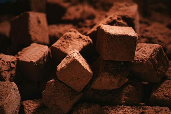 チョコレートが無性に食べたいと思わせつチョコレートのイメージ