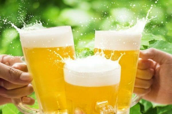 体に有害をもたらすアルコールのイメージ