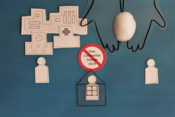吹き出物を直す方法として免疫を高めるアクションのイメージ