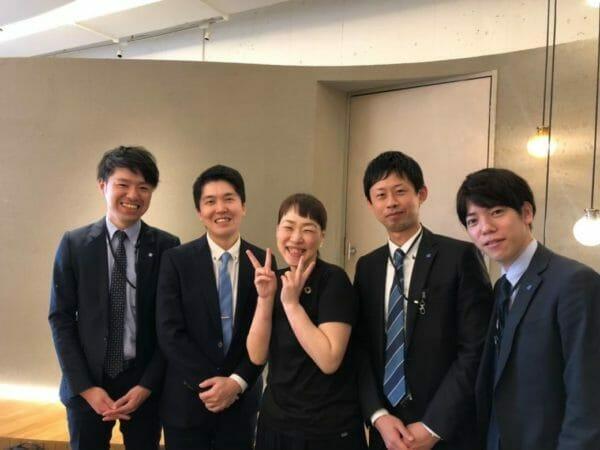 貧血撲滅に奮闘する株式会社MEETSHOPの代表取締役であるサンナナサロンの前田晴代の写真