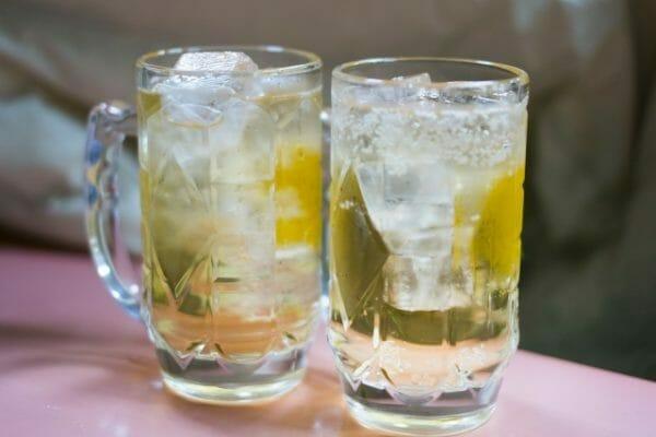 更年期障害がひどくなる可能性があるアルコールお酒のイメージ