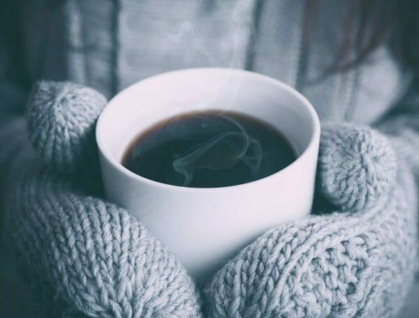 寒さは私たちのカラダにとってストレスとなる刺激であるというイメージ