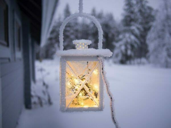 体にとってはストレスの原因となる寒い冬のイメージ
