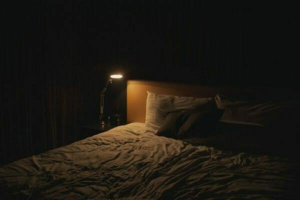 良質な睡眠をもたらすベッドのイメージ