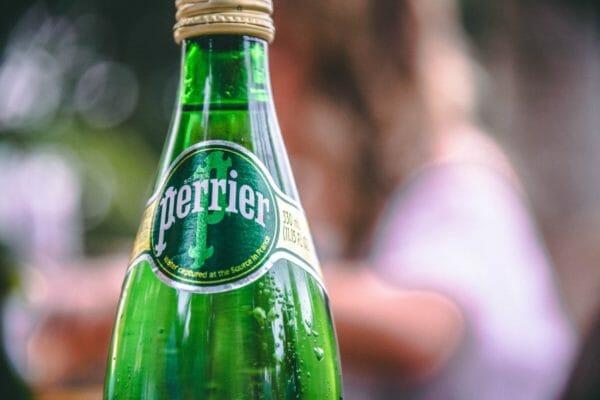 海外の炭酸飲料であるペリエのイメージ