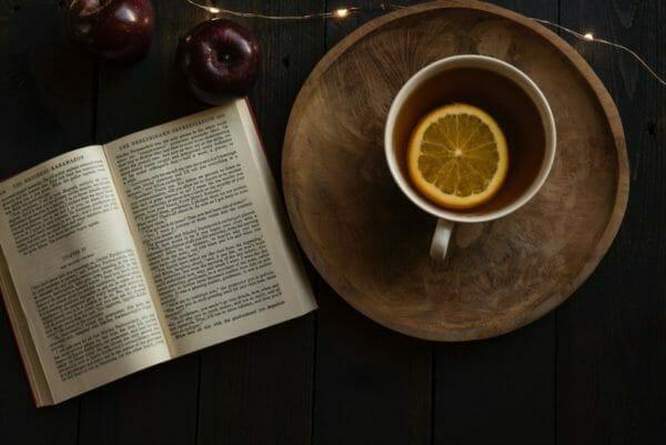ノンカフェインで健康的な韓国のコーン茶のイメージ