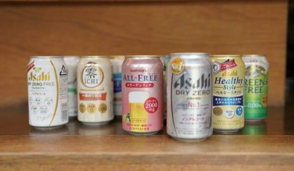 1番美味しいのはどれか12種類飲み比べてみたノンアルビールのイメージ